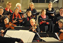 KlangRäume Konzert 2017 in der Christianskirche