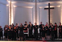 Nacht der Chöre 2013 in der Hauptkirche St. Petri