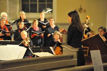 KlangRäume Konzert im Kleinen Michel am 4.11.2017