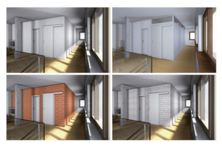 Farbkonzept Haus architekt dresden, lichtdesigner dresden, ruairí o'brien