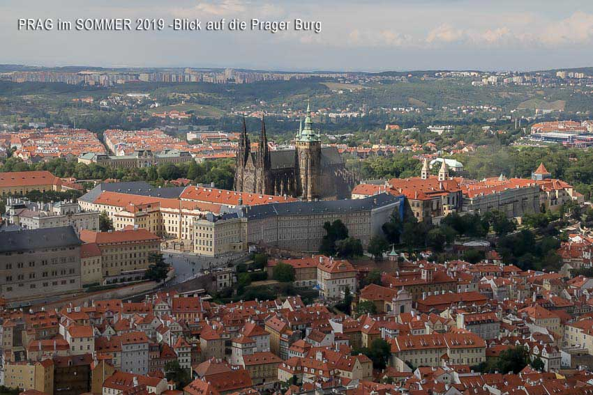 Tschechien_Prag_Prager_Burg