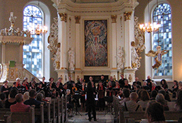 KlangRäume in der Christianskirche