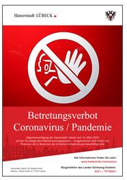 Mehr Informationen zum Coronavirus