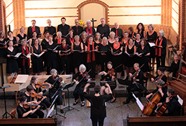 Jubiläumskonzert in St. Petri Altona, Juli 2015