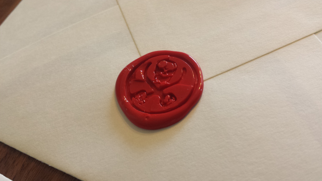 Making seal stamps