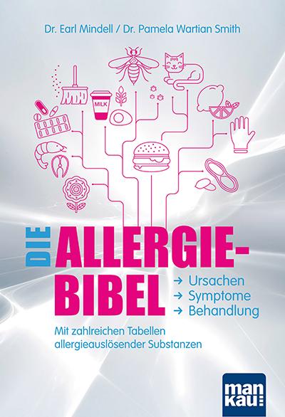 Die Allergiebibel, Dr. Earl Mindell & Dr. Pamela Wartian Smith, Becker-PR, Verlags-PR