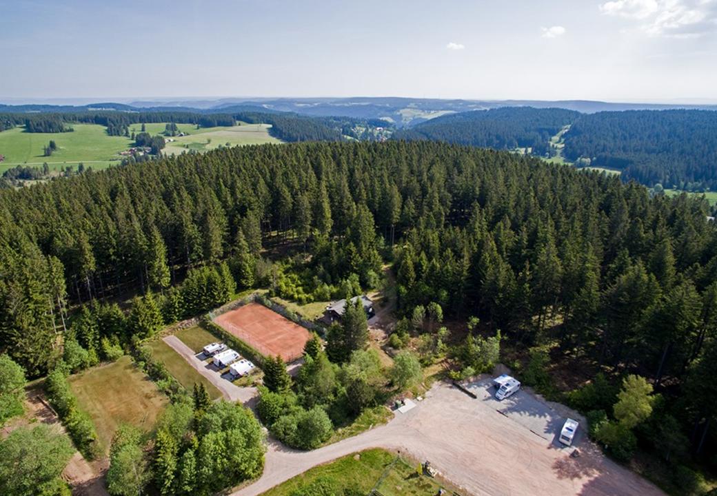 camp schwarzwald wild