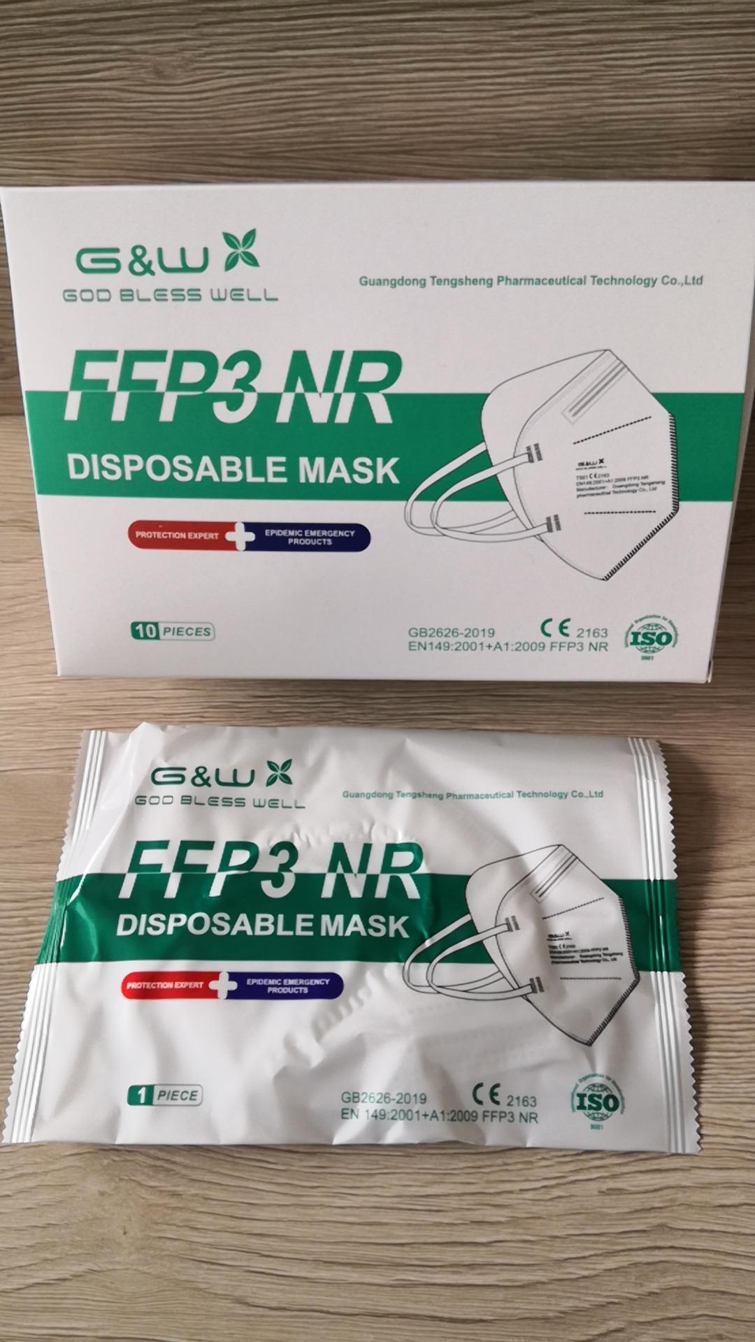 FFP3 Schutzmasken