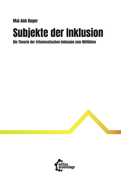 Subjekte der Inklusion Cover