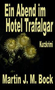 Cover Hotel Trafalger Krimi