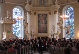 Konzert in der Christianskirche Ottensen 2014