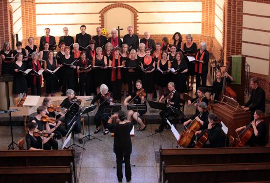 Jubiläumskonzert in St. Petri Altona im Juli 2015 (Foto: Achim Sperber)