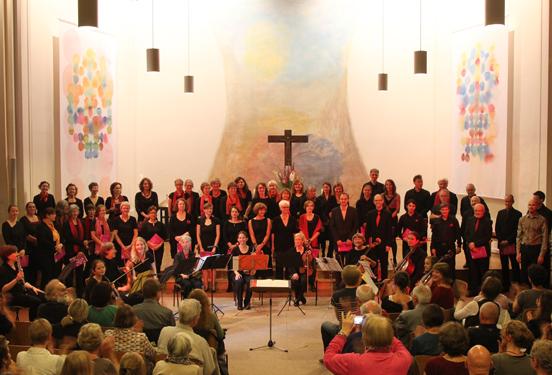 Konzert Nikodemuskirche Berlin 2014 (Foto: Achim Sperber)