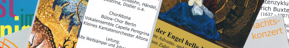KlangRäume Programme 2014/15