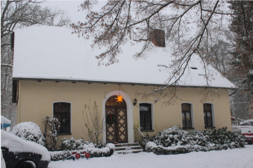 Kenzendorf im Winter