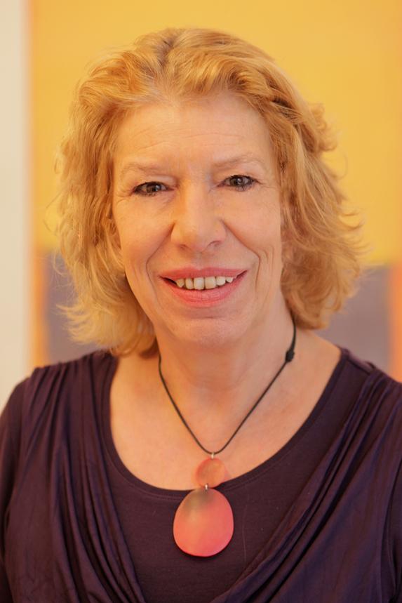 Foto Cordula Albes - Atemtherapeutin