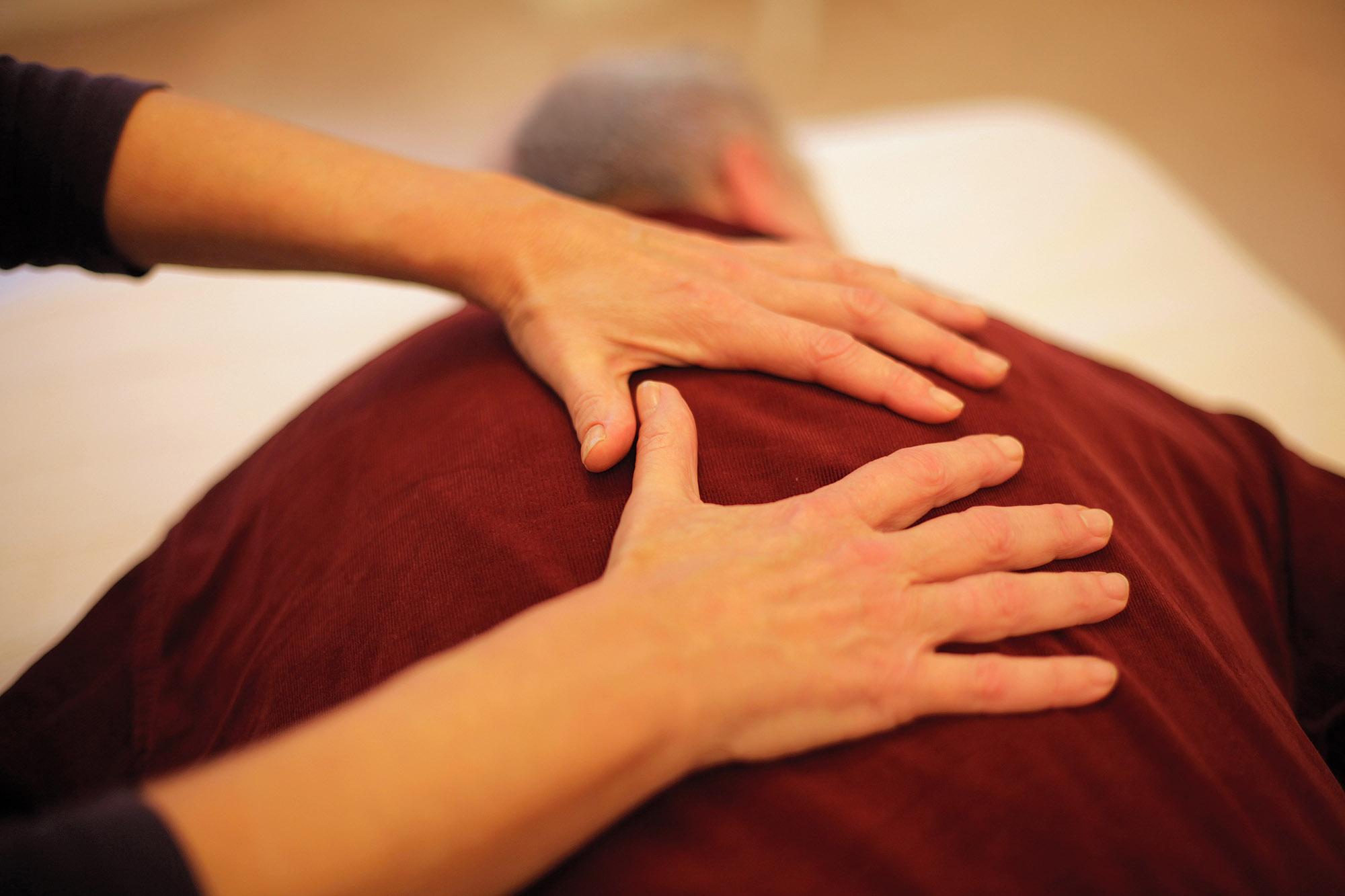 Atem und Körpertherapie