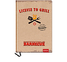 License to grill, GROH Verlag, Buch-PR, Becker-PR