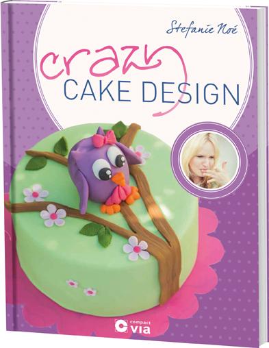 Crazy Cake Design, Compact Verlag, Becker-PR, Buch PR