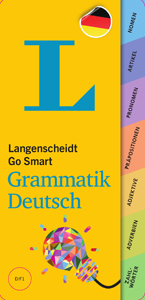 Go Smart-Fächer Grammatik Deutsch, Langenscheidt, Becker-PR, Verlags-PR