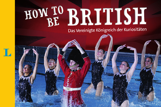 How to be british, Langenscheidt, Becker-PR, Buch-PR