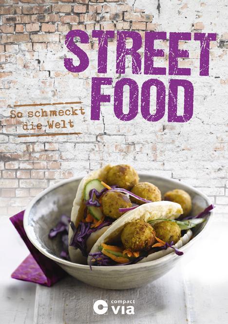 Street Food, Compact Verlag, Becker-PR, Buch-PR