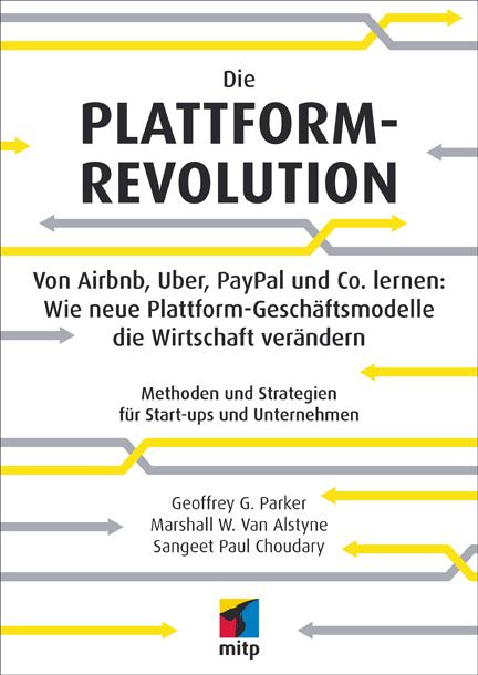 Die Plattform-Revolution, mitp-Verlag, Becker-PR, Buch-PR