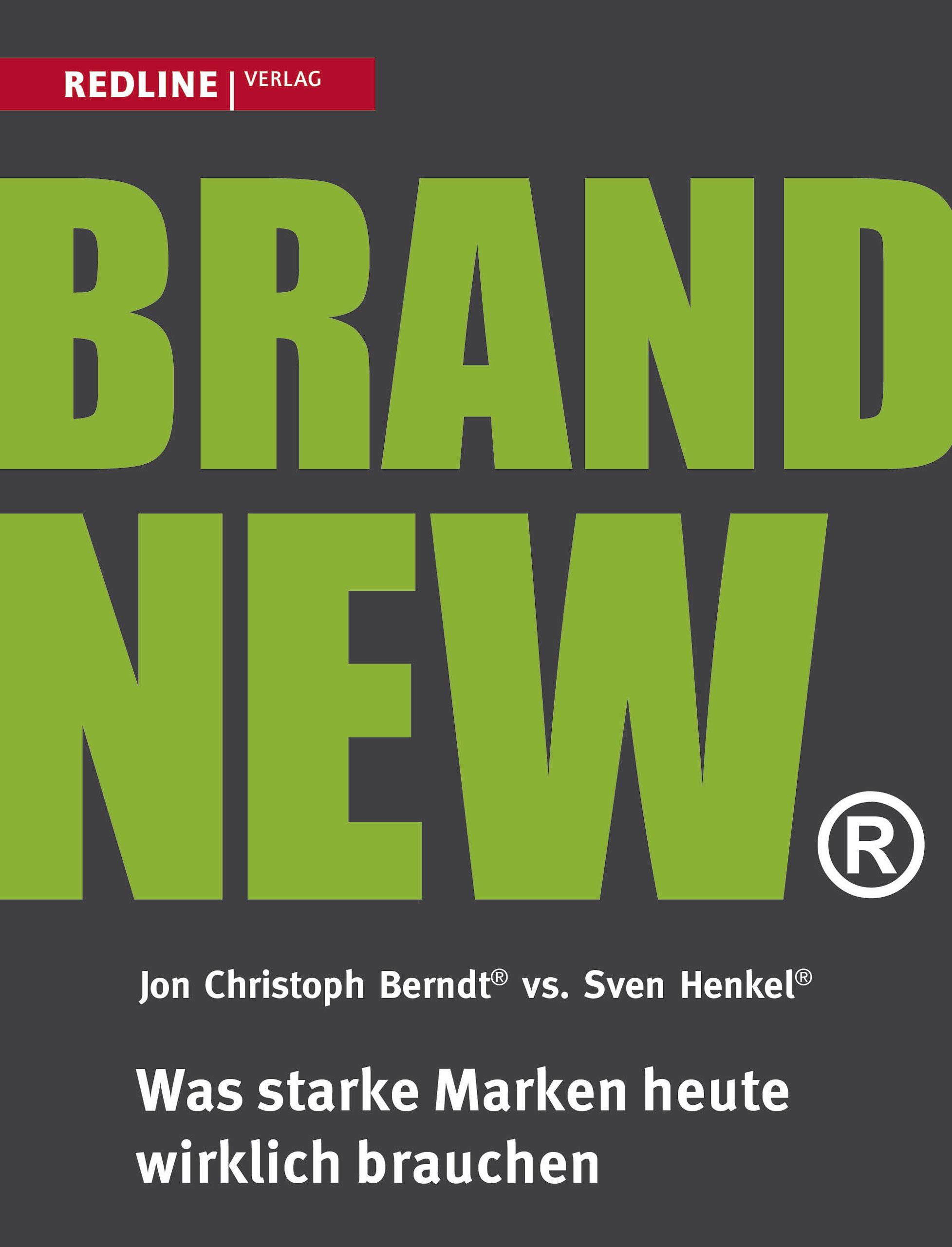 Brand New, Becker-PR, Buch-PR