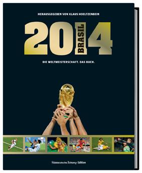 Brasil 2014, Süddeutsche Zeitung Edition, Becker-PR, Buch-PR