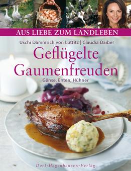 Geflügelte Gaumenfreuden, Dort-Hagenhausen-Verlag, Becker-PR, Buch-PR