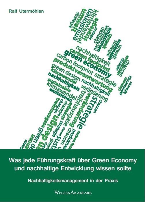 Green Economy, Dr. Ralf Utermöhlen, Buch-PR, Becker-PR