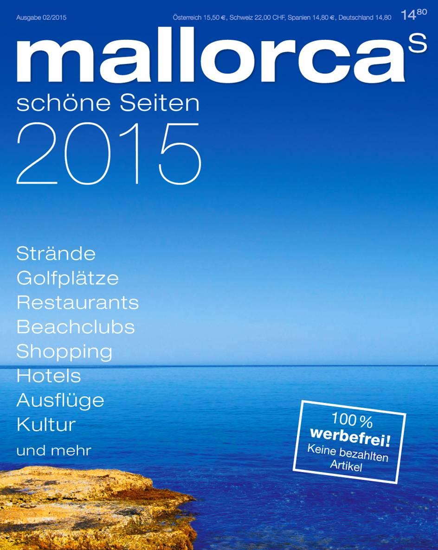 Mallorcas schöne Seiten, Stefan Loiperdinger Becker-PR, Buch-PR