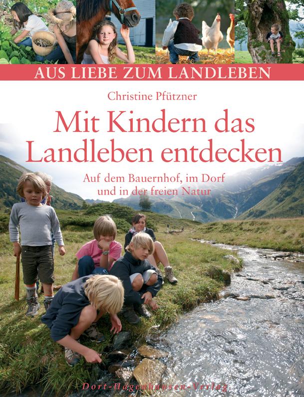 Becker-PR, Buch-PR, Presseagentur, Mit Kinder das Landlebedecken, Dort-Hagenhausen-Verlag