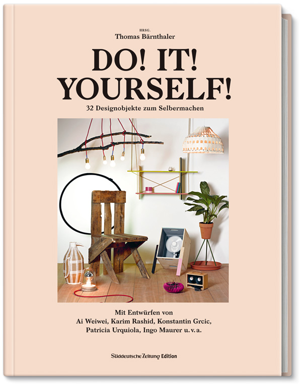 DO! IT! YOURSELF!, Süddeutsche Zeitung Edition