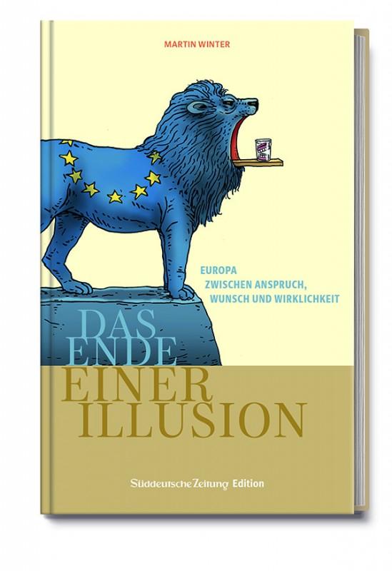 Das Ende einer Illusion, Martin Winter, SZ Edition, Becker-PR, Buch-PR
