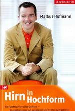 Hirn in Hochform, Becker Buch PR
