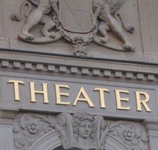 Theater Bühne Podium beheizen