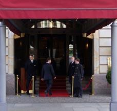 heizen Eingang Eingangsbereich Empfang