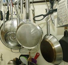 Küche beheizen Gastronomie Gastroküche