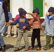 beheizen Kindergarten Krippe Spielplatz