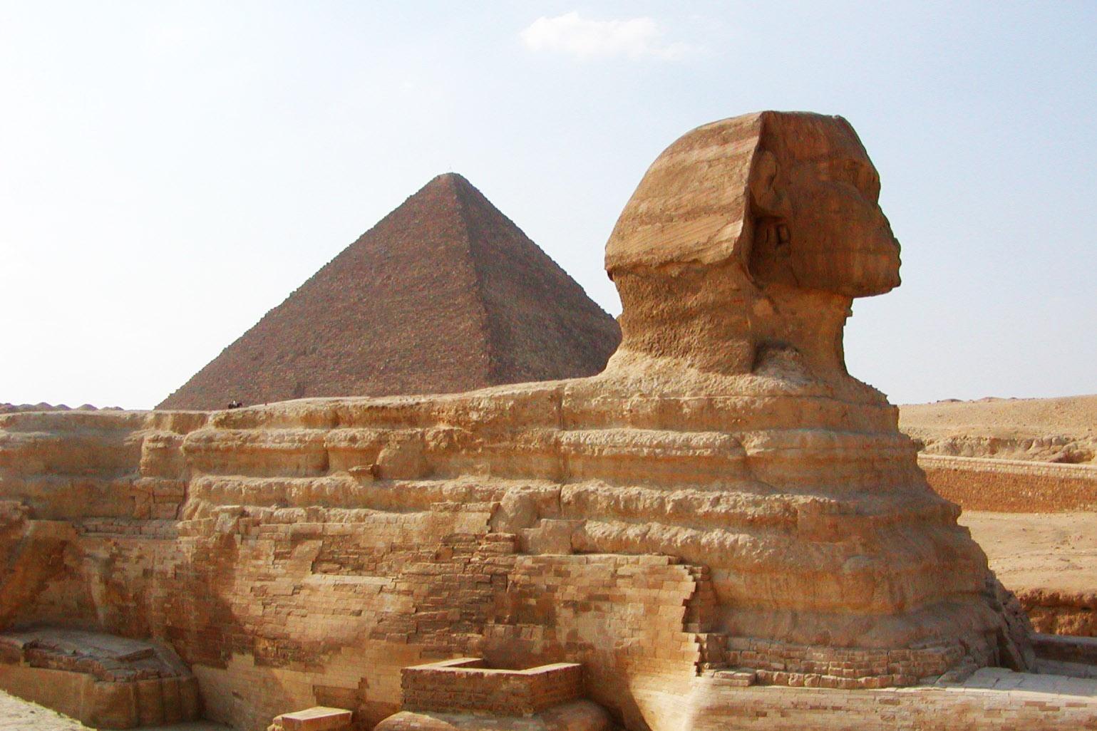 Pyramids-Travel Pyramiden von Gizeh
