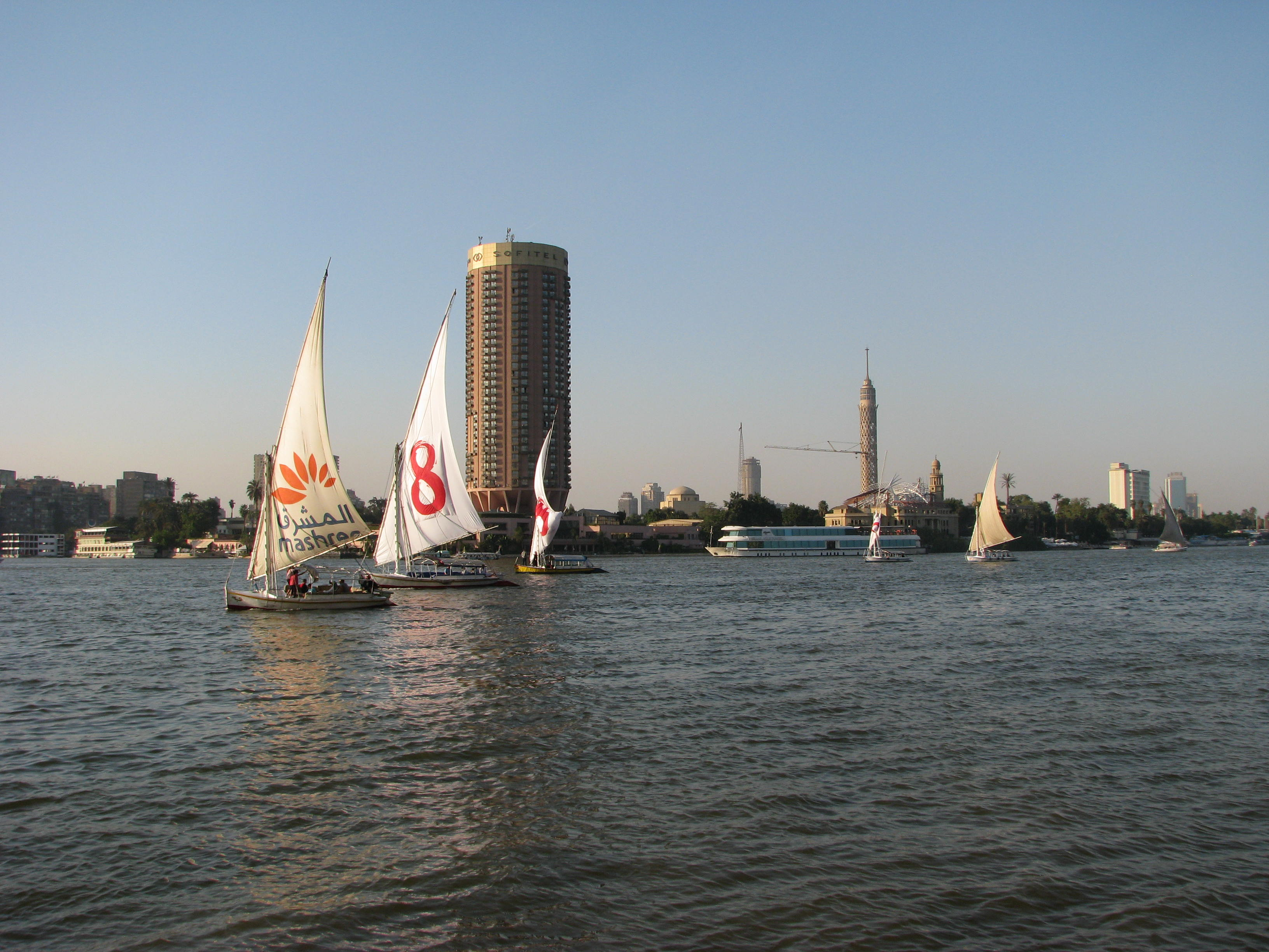 Kairo der Nil