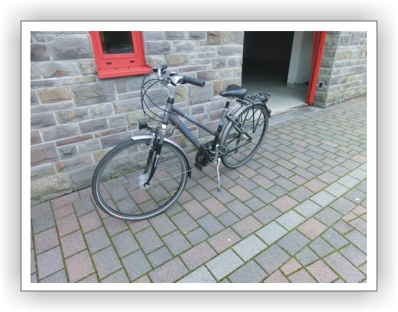 Unsere Fahrräder - Nr 1 - Damenrad