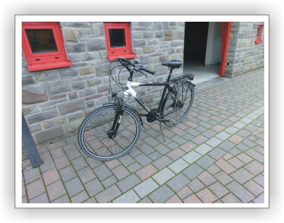 Unsere Fahrräder - Nr 2 - Herren-Trekkingrad
