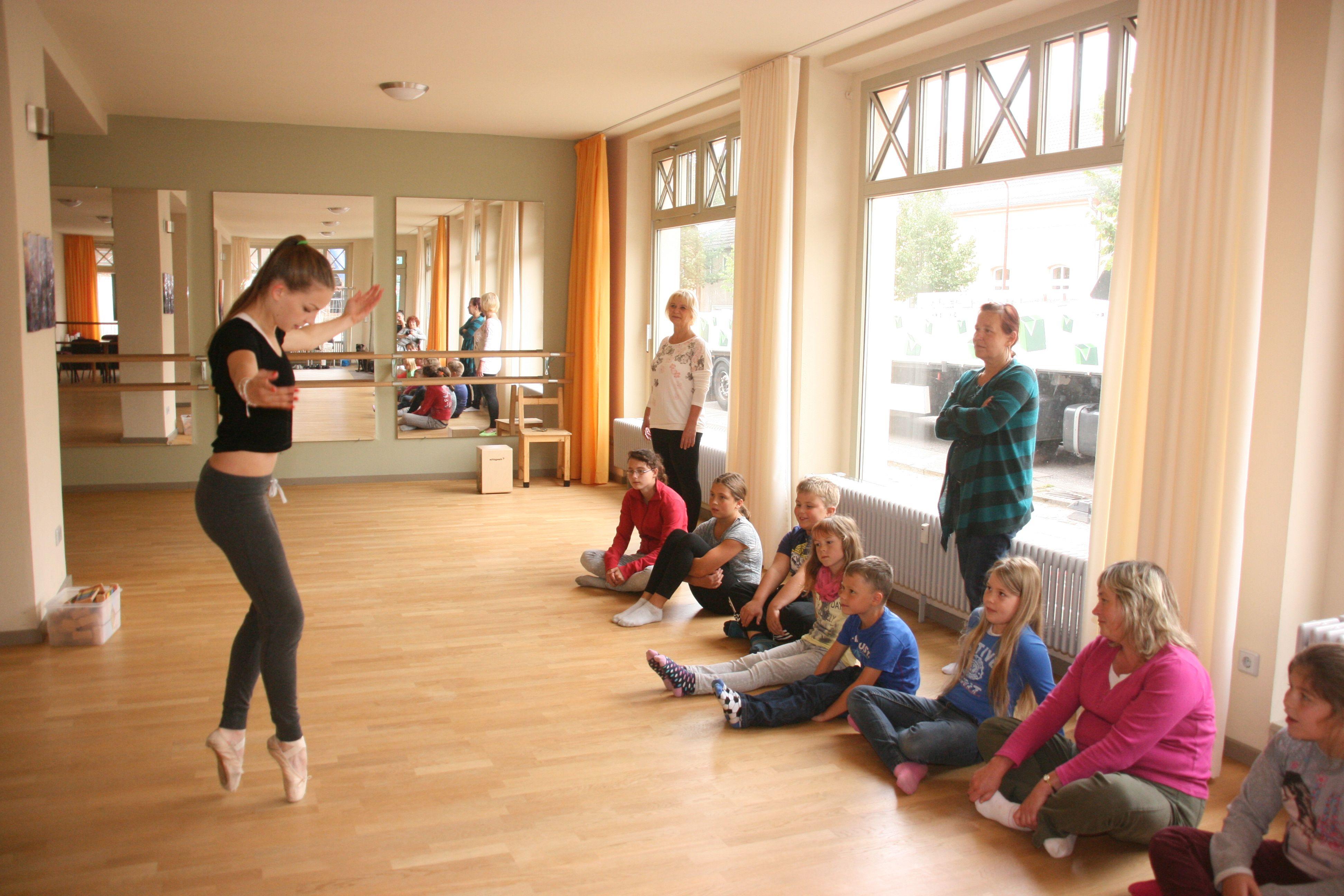 Ballett Marie Heinicke