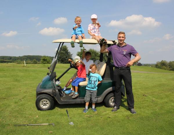 Golfen Golf lernen Golf spielen