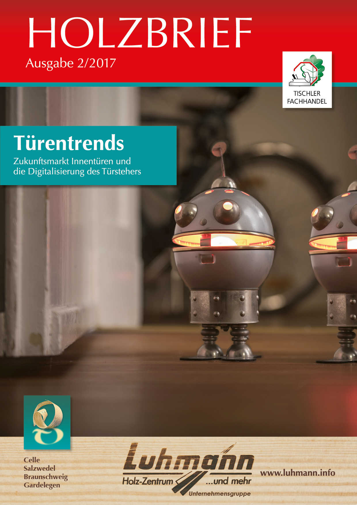 HOLZBRIEF Türentrends 2017