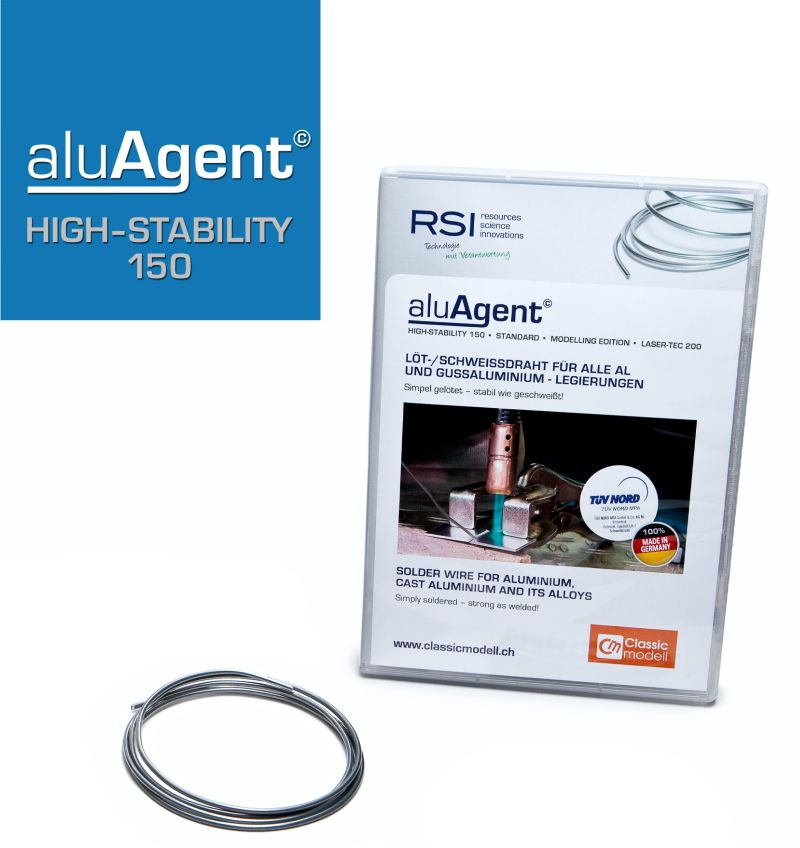 aluAgent Hight-Stability 150