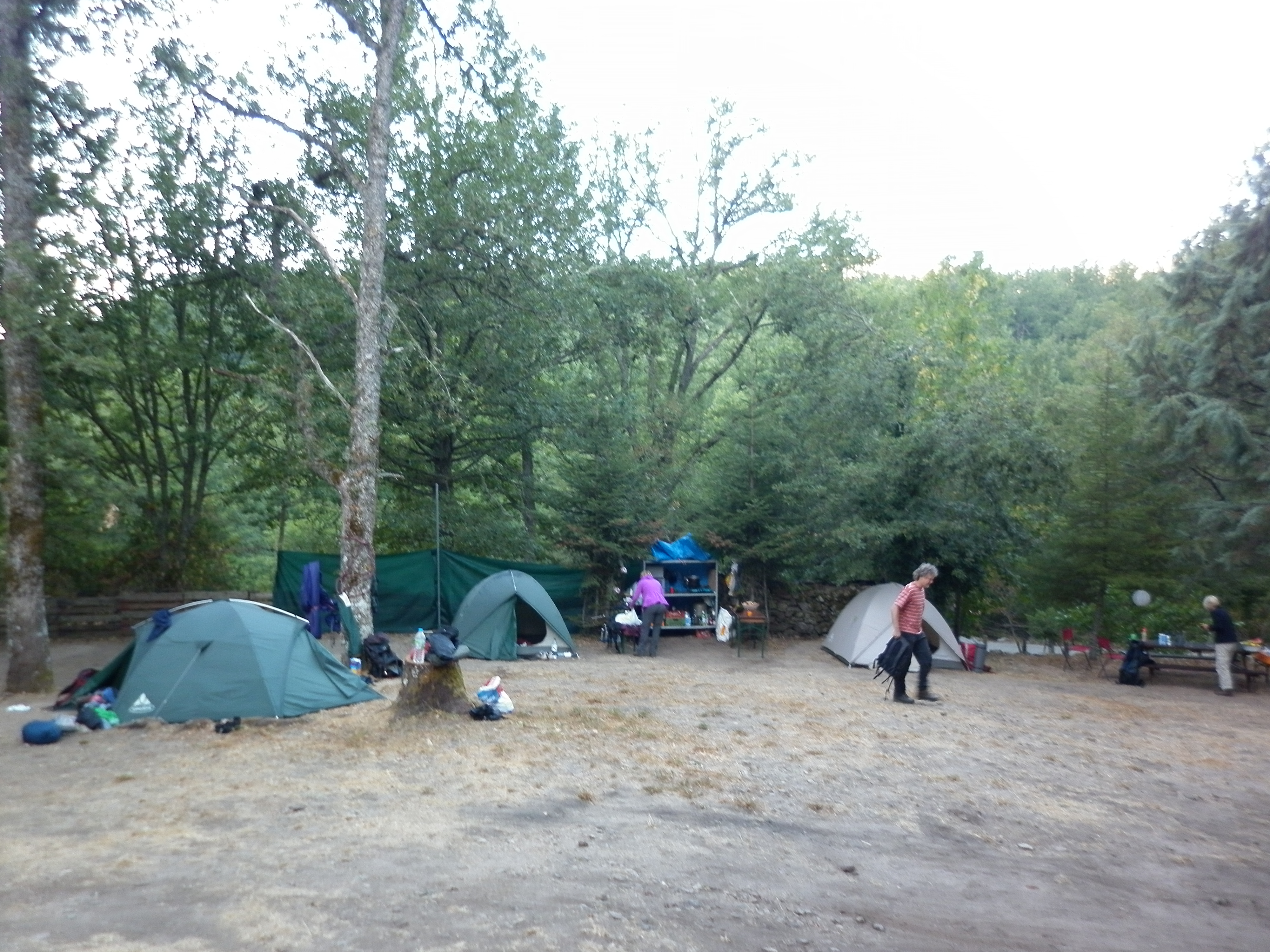 Abenteuer Korsika Basiscamp