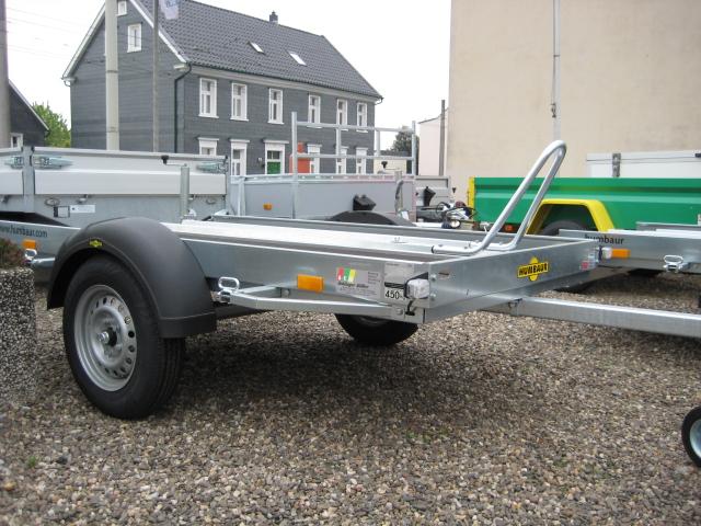 versicherung für anhänger 750 kg